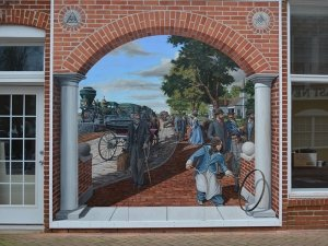 Dorchester Mural Trail