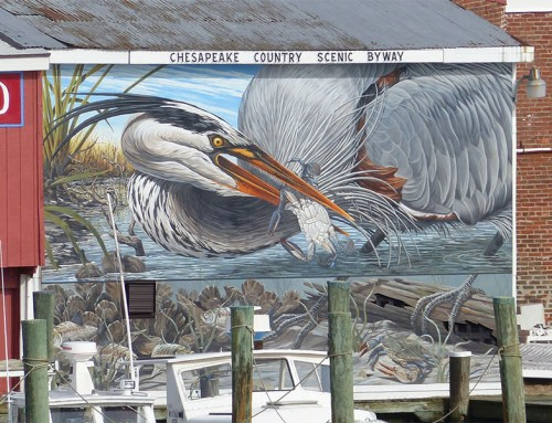 Chesapeake Mural Trail