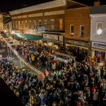New Year's Eve Boat Drop in Cambridge, Maryland