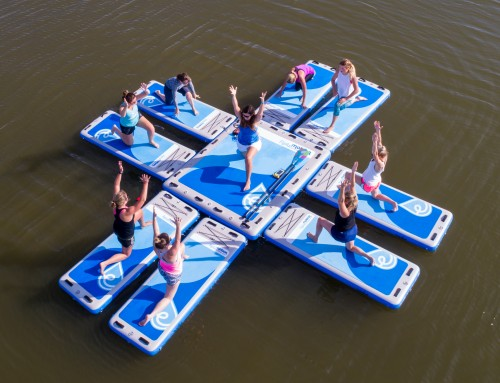 Fitness Pro Makes a Splash with Paddle Biz