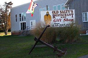 Old Salty's Restaurant