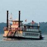 Paddlewheeler Choptank Queen
