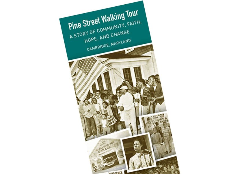 Pine Street Walking Tour Brochure