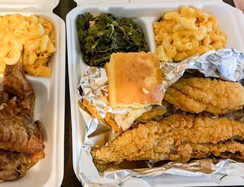 Porter Soul Food  Restaurant