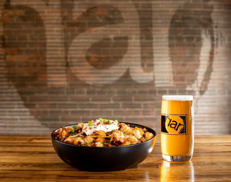 RAR Brewing Tater Tots