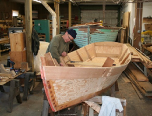 Richardson Maritime Museum Boatworks