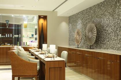 Sago Spa & Salon at the Hyatt