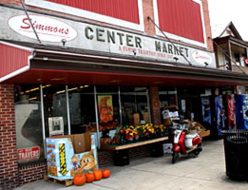 Simmons Center Market