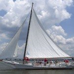 Skipjack Nathan of Dorchester on the Choptank River on Maryland's Eastern Shore