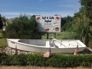 Soft + Salty Seafood, Dorchester County, MD