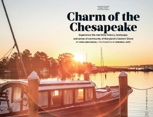 Southern Living features Dorchester County