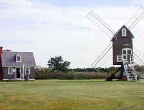 Partner Spotlight: Spocott Windmill