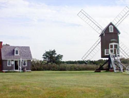 Partner Spotlight: Spocott Windmill
