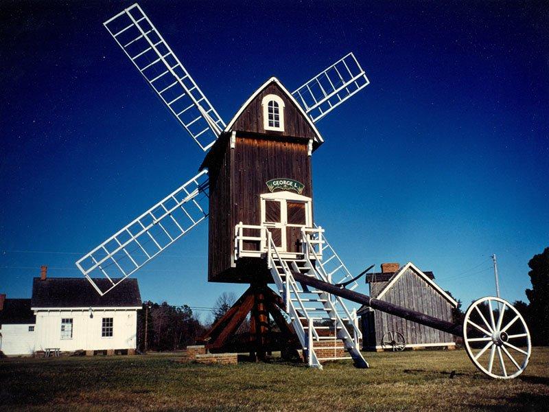 Spocott Windmill