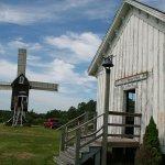 Spocott Windmill & Village