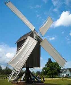 Spocott Windmill; courtesy Spocott Foundation