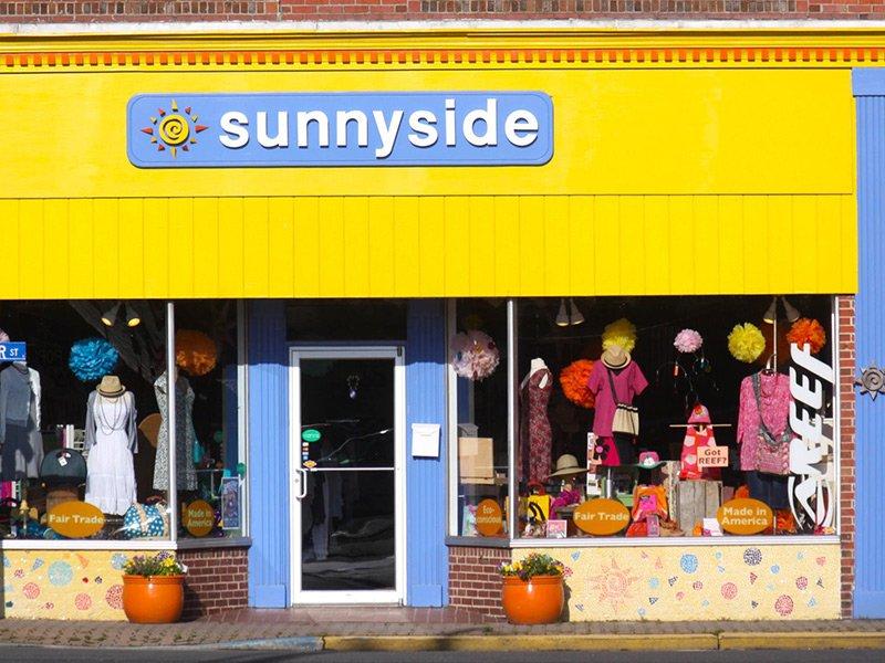 Sunnyside Shop in Cambridge, MD