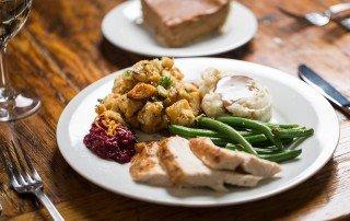 Restaurants open on Thanksgiving in Dorchester County