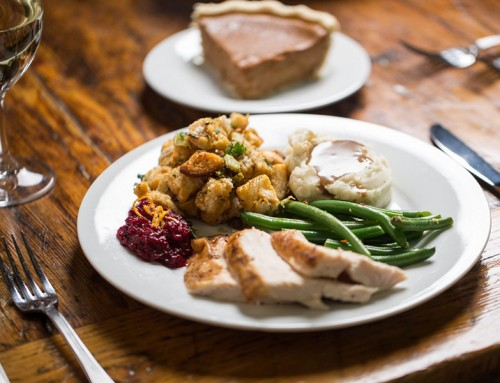 Where to Enjoy a Thanksgiving Dinner in Dorchester if You're Not Cooking