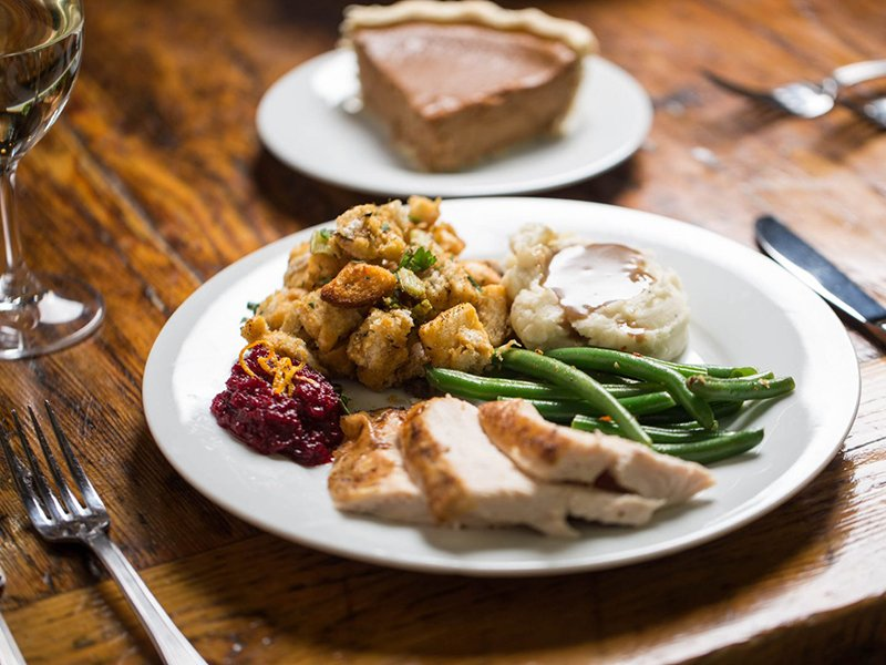 Restaurants open on Thanksgiving in Dorchester County
