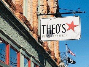 Theos Cambridge