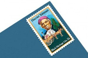 Harriet Tubman Postage Stamp