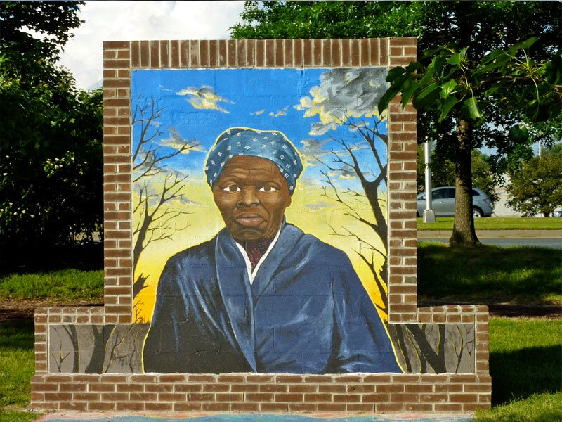 Harriet Tubman Memorial Garden