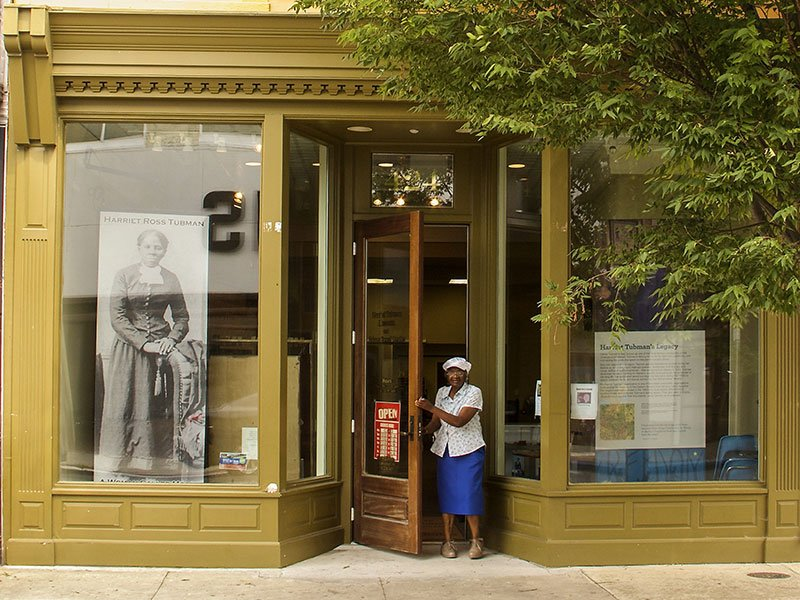 Harriet Tubman Museum & Educational Center, Cambridge, MD