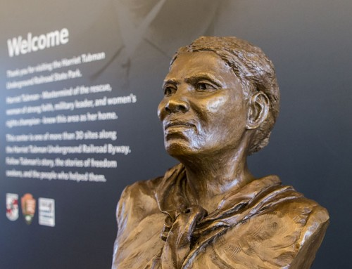Black History Month at Tubman Visitor Center