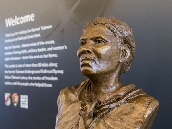 Harriet Tubman Underground Railroad State Park & Visitor Center