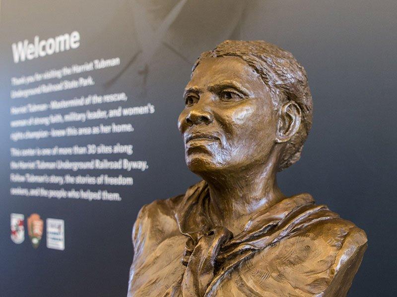 Harriet Tubman Underground Railroad State Park & Visitor Center