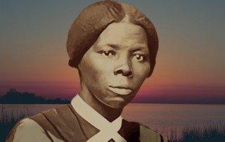 Harriet Tubman, born in Dorchester County, Maryland