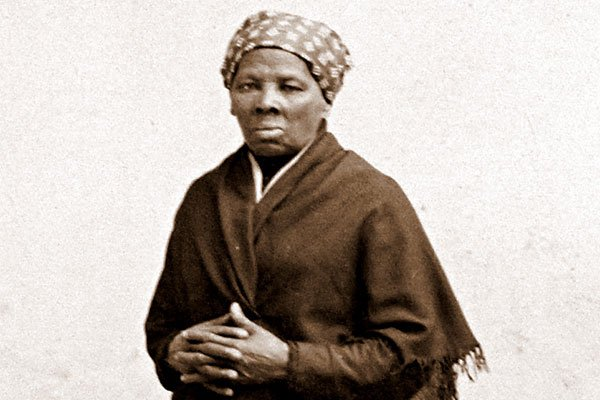 Harriet Tubman, born on Maryland's Eastern Shore