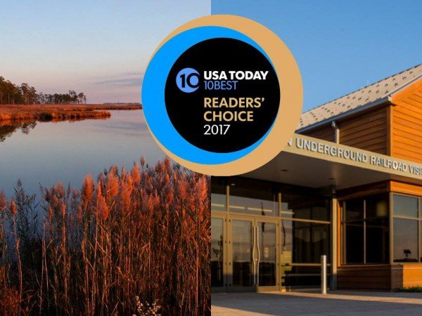 USA Today's 10 Best Maryland Attractions