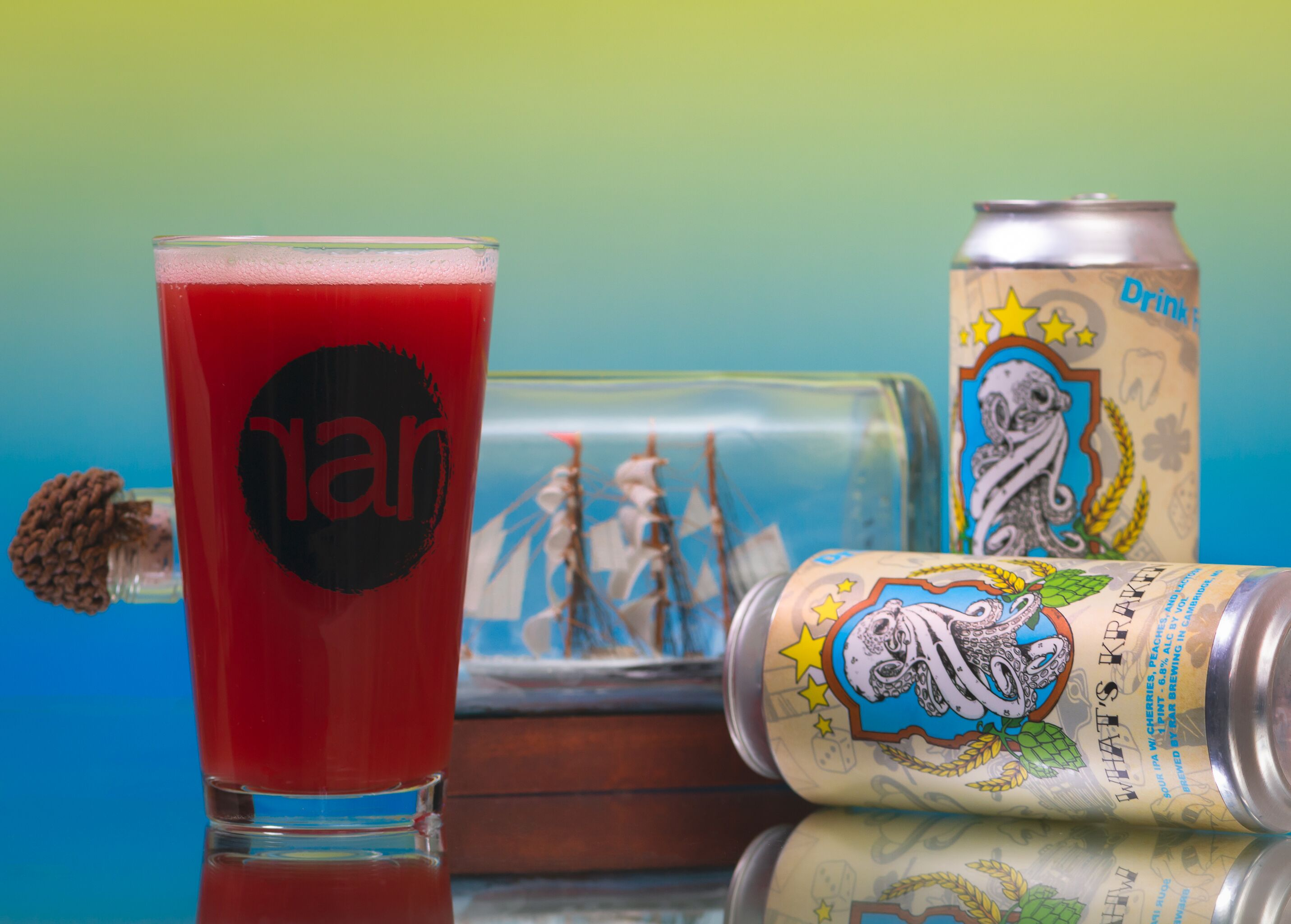 RAR Brewing Art of Craft Beer Labels