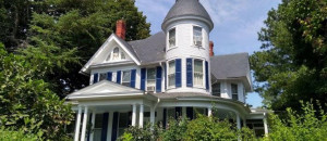 Victoria Gardens Inn, Dorchester County, Maryland