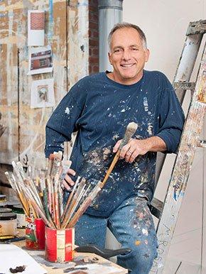 Michael Rosato, Dorchester County muralist