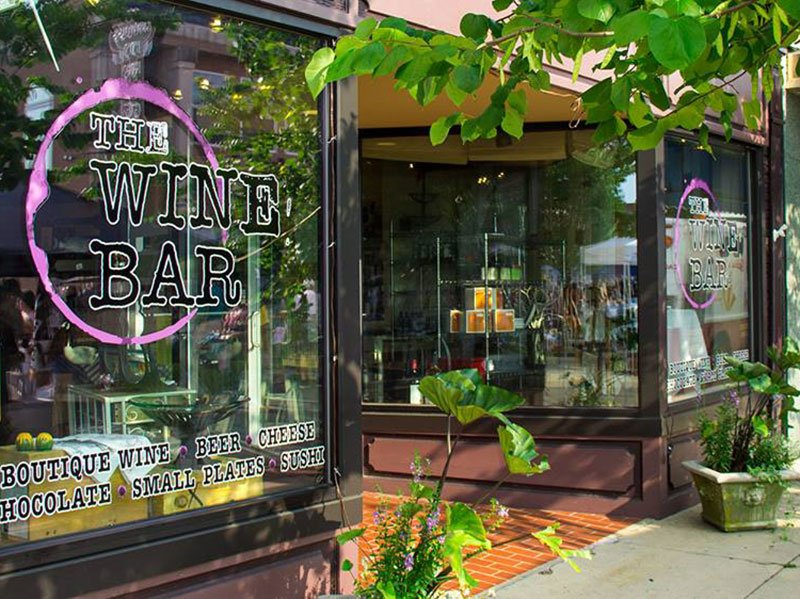 The Wine Bar and Shop, Cambridge, MD