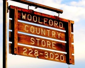 The Woolford Store