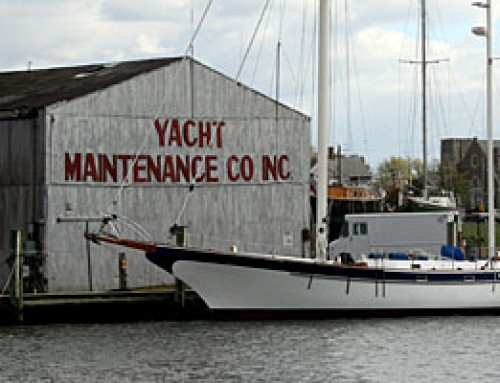 Yacht Maintenance Co., Inc.