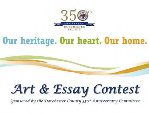 Art & Essay Contest for Dorchester's 350th