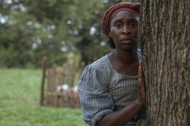 Cynthia Ervo is Harriet Tubman