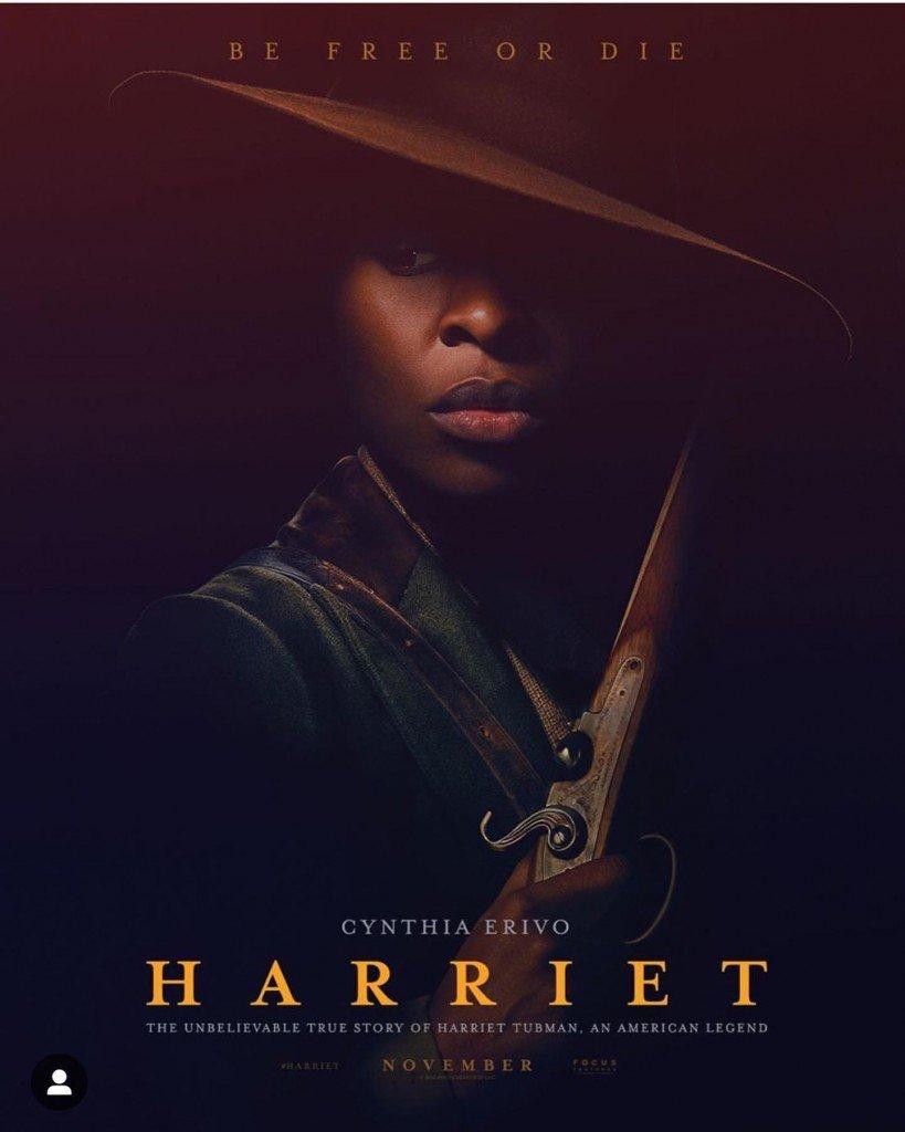 "Focus Feature Films' movie ""Harriet"" world premiere is September at the Toronto International Film Festival"