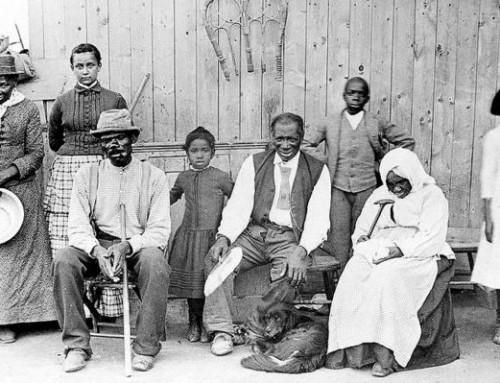Harriet Tubman Memorial Garden