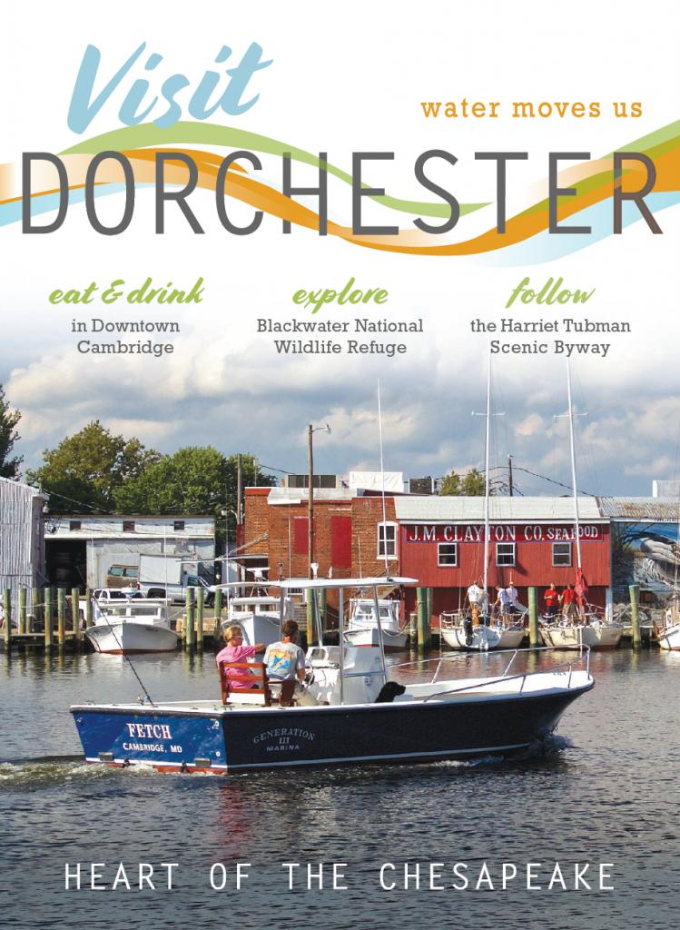 "Image of ""Visit Dorchester"" Visitor's Guide"